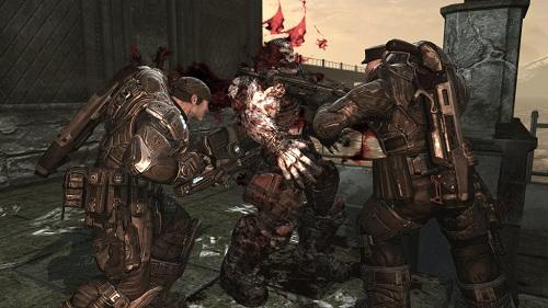 gears of war 3 coop game