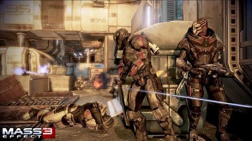 mass effect 3 multiplayer mode