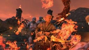 the haunted hells reach combat