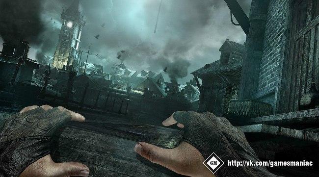Thief 4 Leaked Screen 4 زندگی در سایه ها | اولین نگاه به Thief