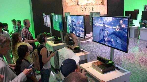 Xbox One E3 image