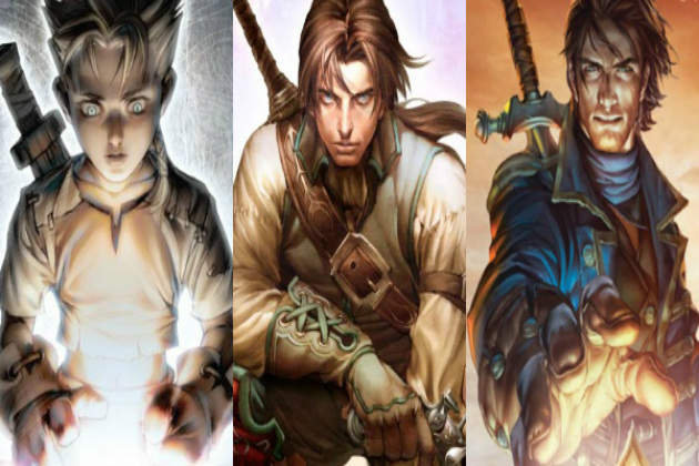 Fable-Trilogy