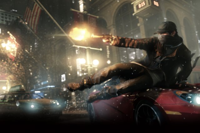 Watch Dogs Trailer