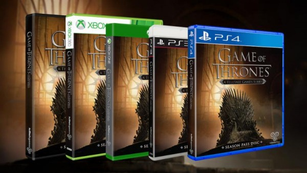 Game of Thrones 6 Physical