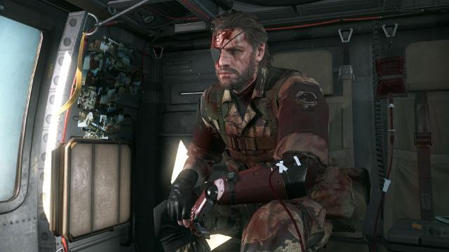 Metal Gear Solid V New Ending