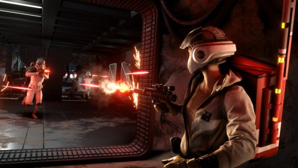 Star Wars Battlefront Character 1