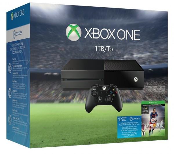 Xbox FIFA 16 Bundle