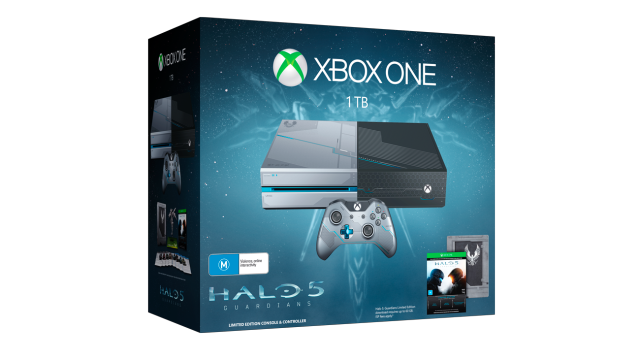 Xbox Halo 5 Guardians Bundle