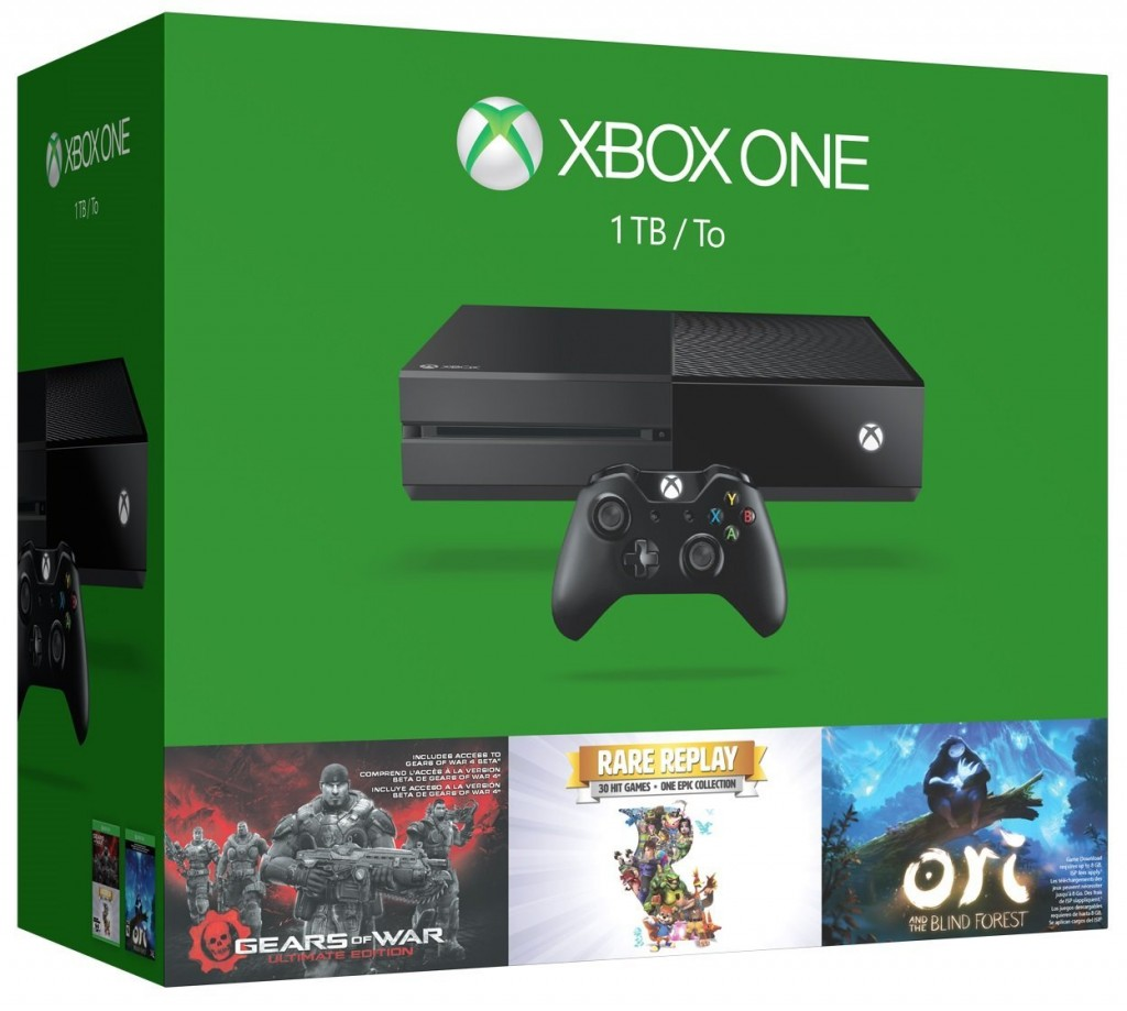 Xbox Holiday Bundle