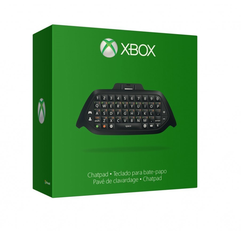Xbox One Accesories Chatpad
