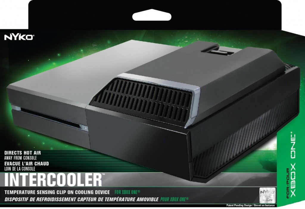 Xbox One Accesories Nyko Intercooler