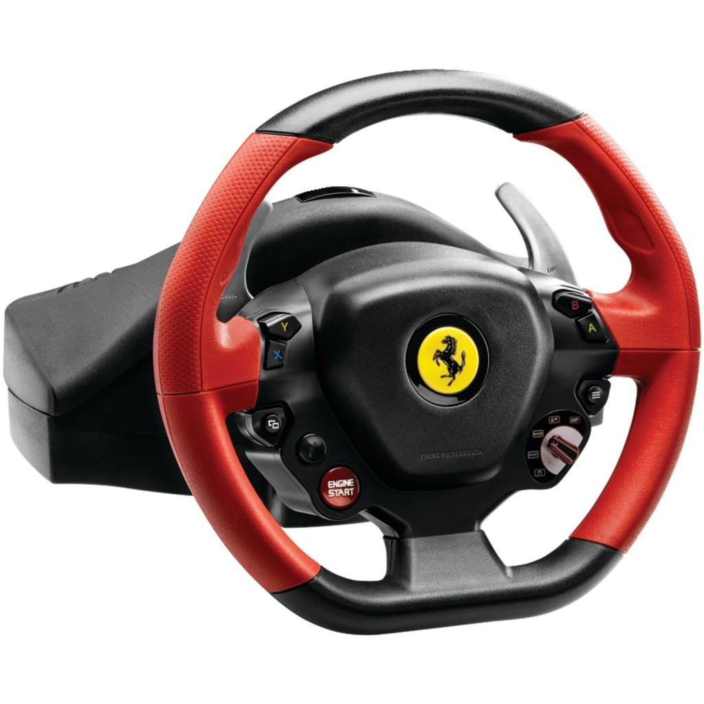 Xbox One Accesories Thrustmaster VG Ferrari Steering Wheel