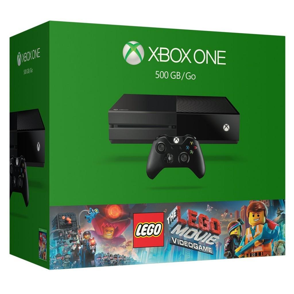 Xbox One Lego The Movie Bundle
