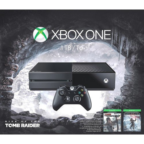 Xbox Tomb Raider Bundle