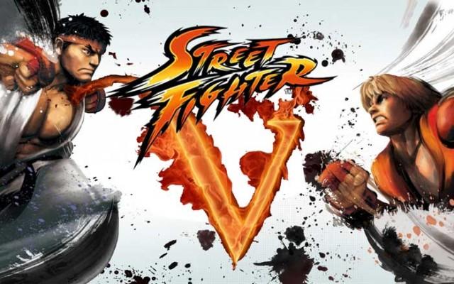 Yoshinori Ono Street Fighter V 2