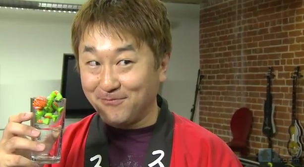 Yoshinori Ono Street Fighter V