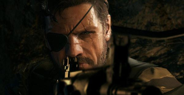 Game Awards 2015 Metal Gear Solid V