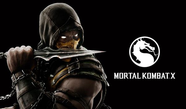 Game Awards 2015 Mortal Kombat X