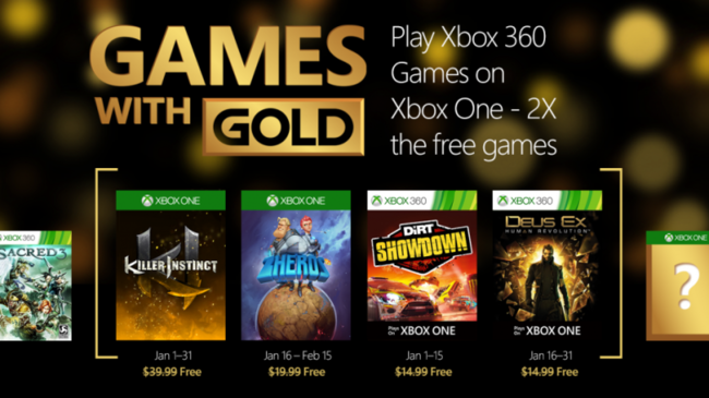 Games-With-Gold-January-2016