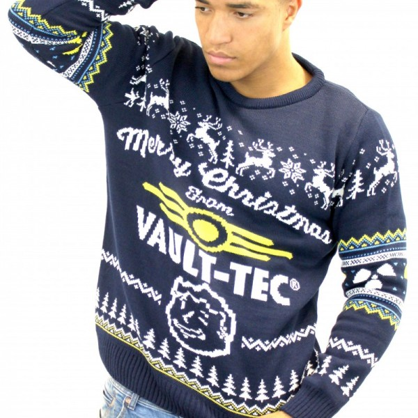 Ugly Christmas Sweater For Gamers Fallout 4