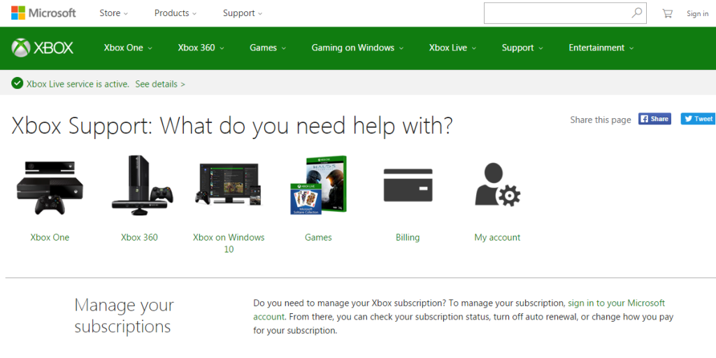 Xbox One Support & Troubleshooting Xbox Support Official