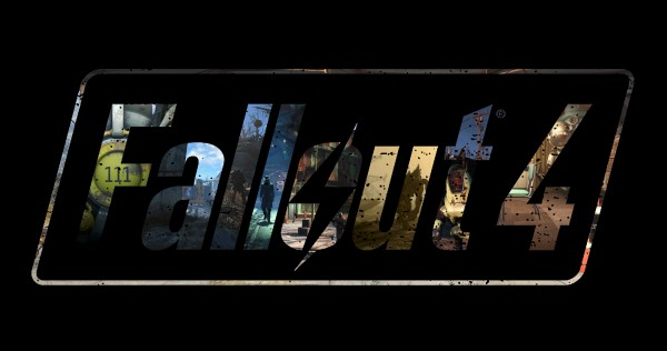 Fallout 4 Logo Wallpaper