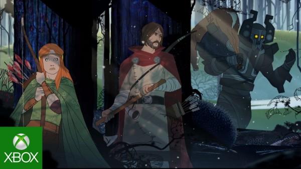 The Banner Saga Xbox One