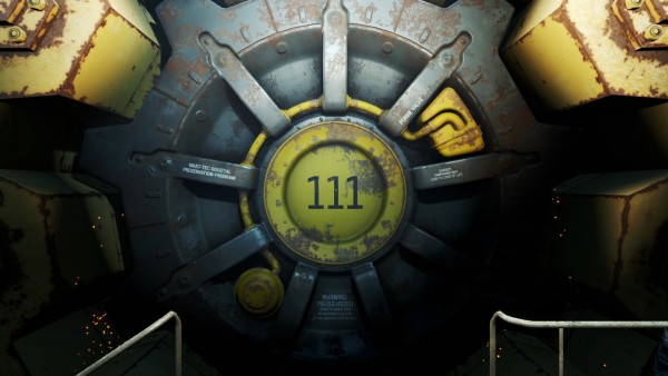 Vault 111 Wallpaper