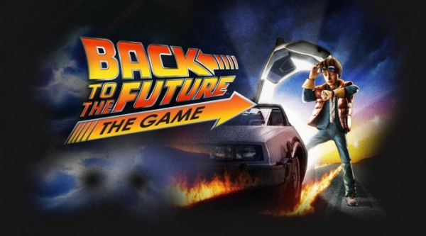 Back to the Future Xbox