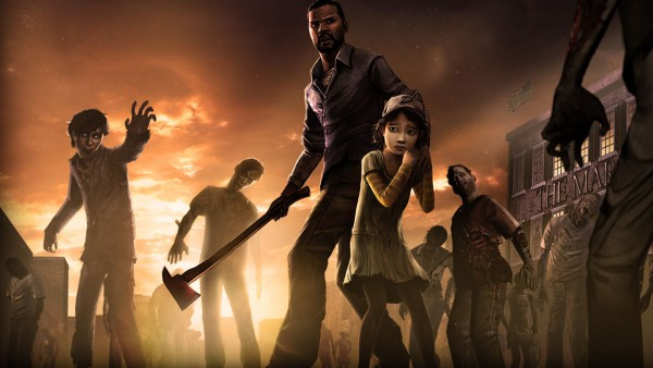 The Walking Dead Xbox