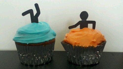 Portal Cupcake
