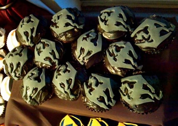 Skyrim Cupcakes
