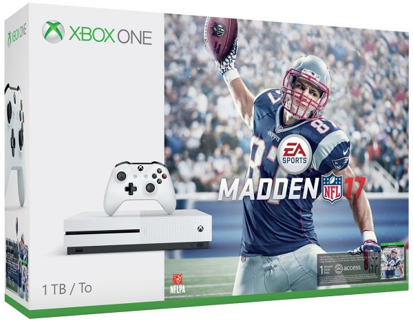 Xbox One Madden NFL 17 Bundle