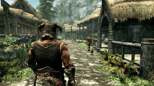 Elder Scrolls V Skyrim Special Edition Xbox One