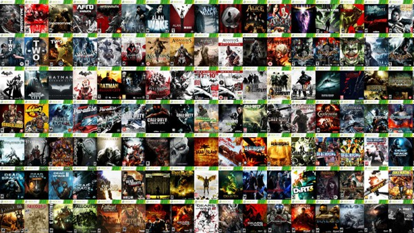 Xbox One Xbox 360 Backwards Compatibility