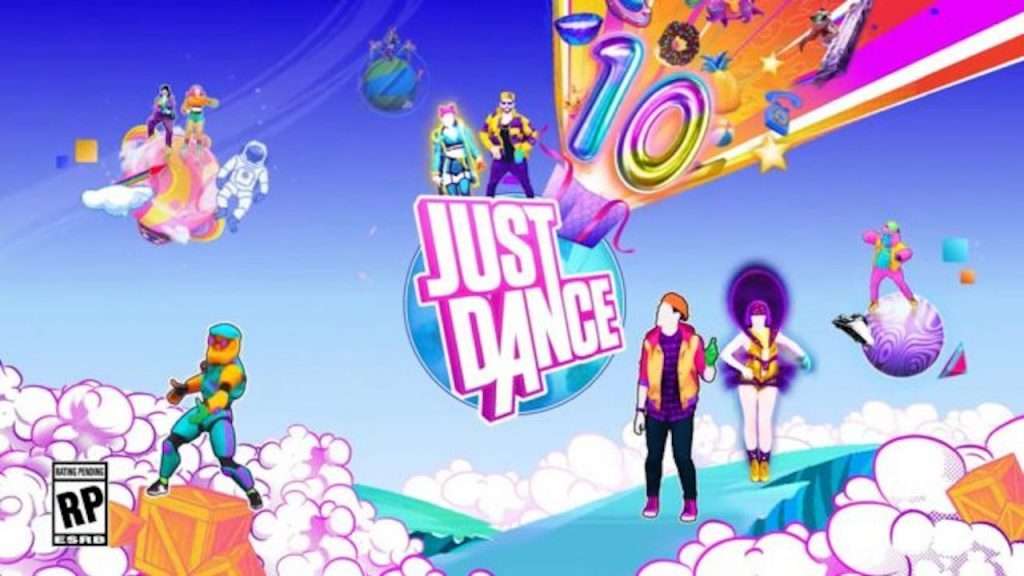 Tracklist of Just Dance 2020